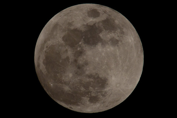 Lunar eclipse on 10 December 2011